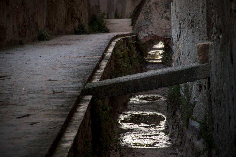 el rec sense aigua igualada