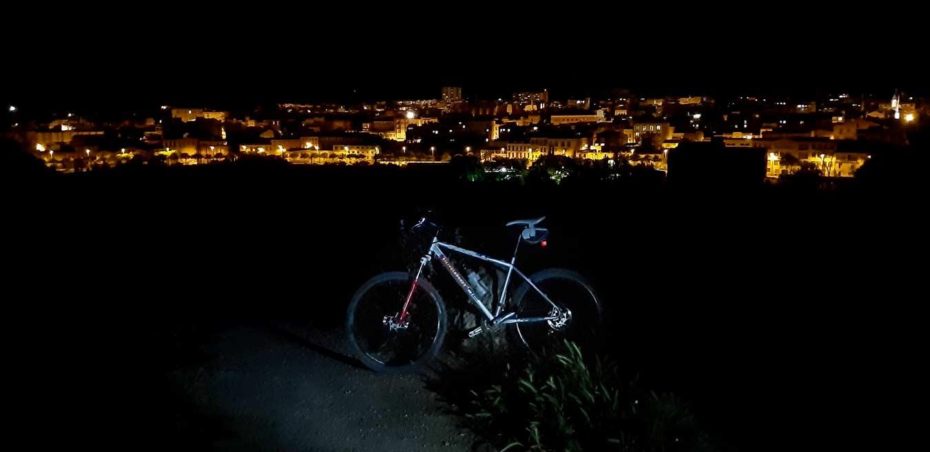 bicicleta btt vista igualada