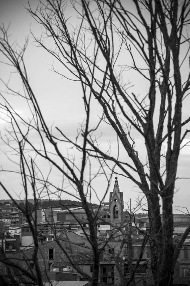 campanar església soledat igualada