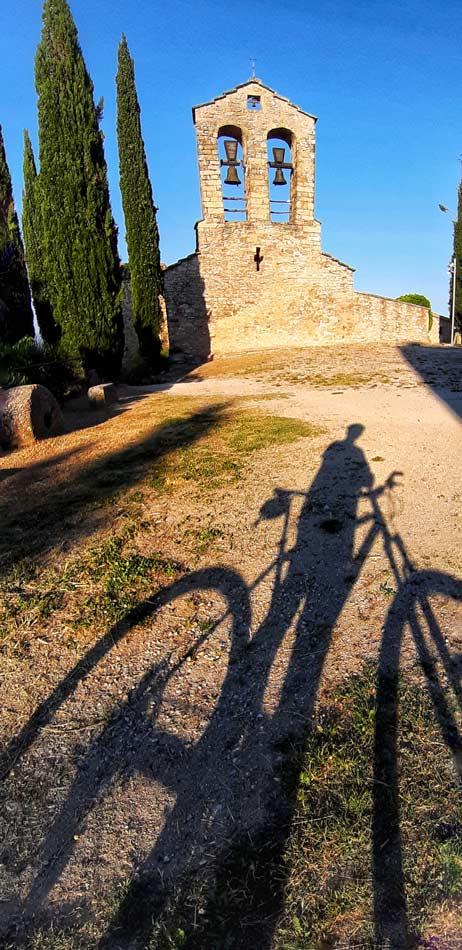 ombre bicicleta la tossa de montbui