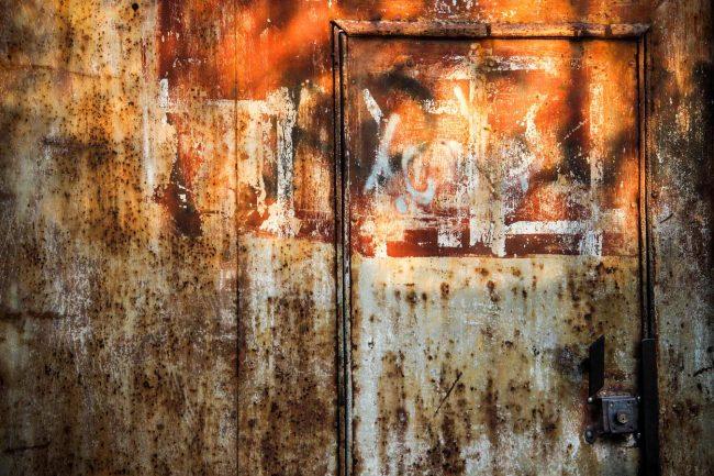 porta rovellada